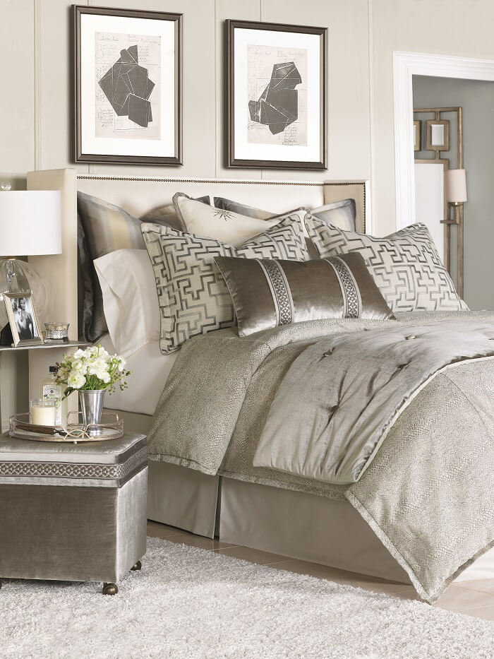 Eastern Accents Store Retailer Luxury Designer Bedding Sets Ensemble NJ Monmouth County