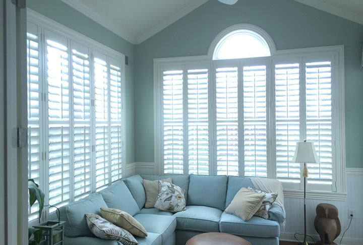 window treatments Bergen County NJ coverings installer custom blinds drapery installation