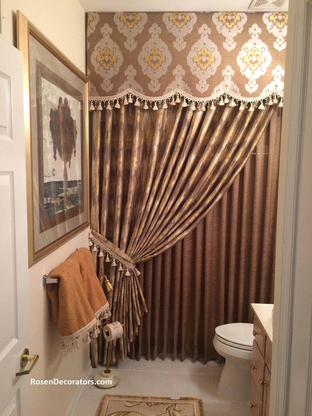 Custom Window Treatments Installed In Monmouth County Nj